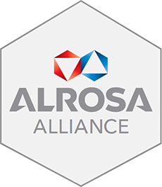 logo ALROSA ALLIANCE